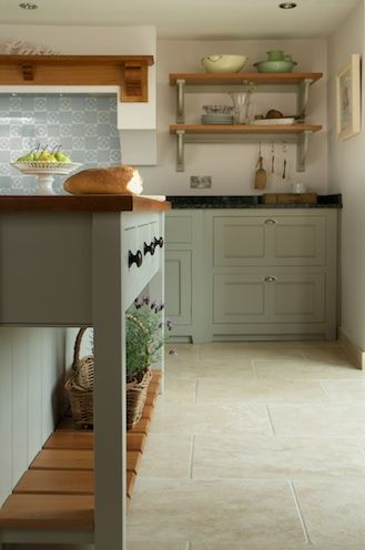 Best Grey Green Kitchen Love The Colour Of The Cabinets But 400 x 300