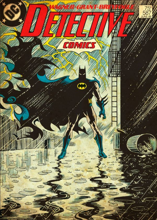 DC Comics Classic Covers Displate Posters