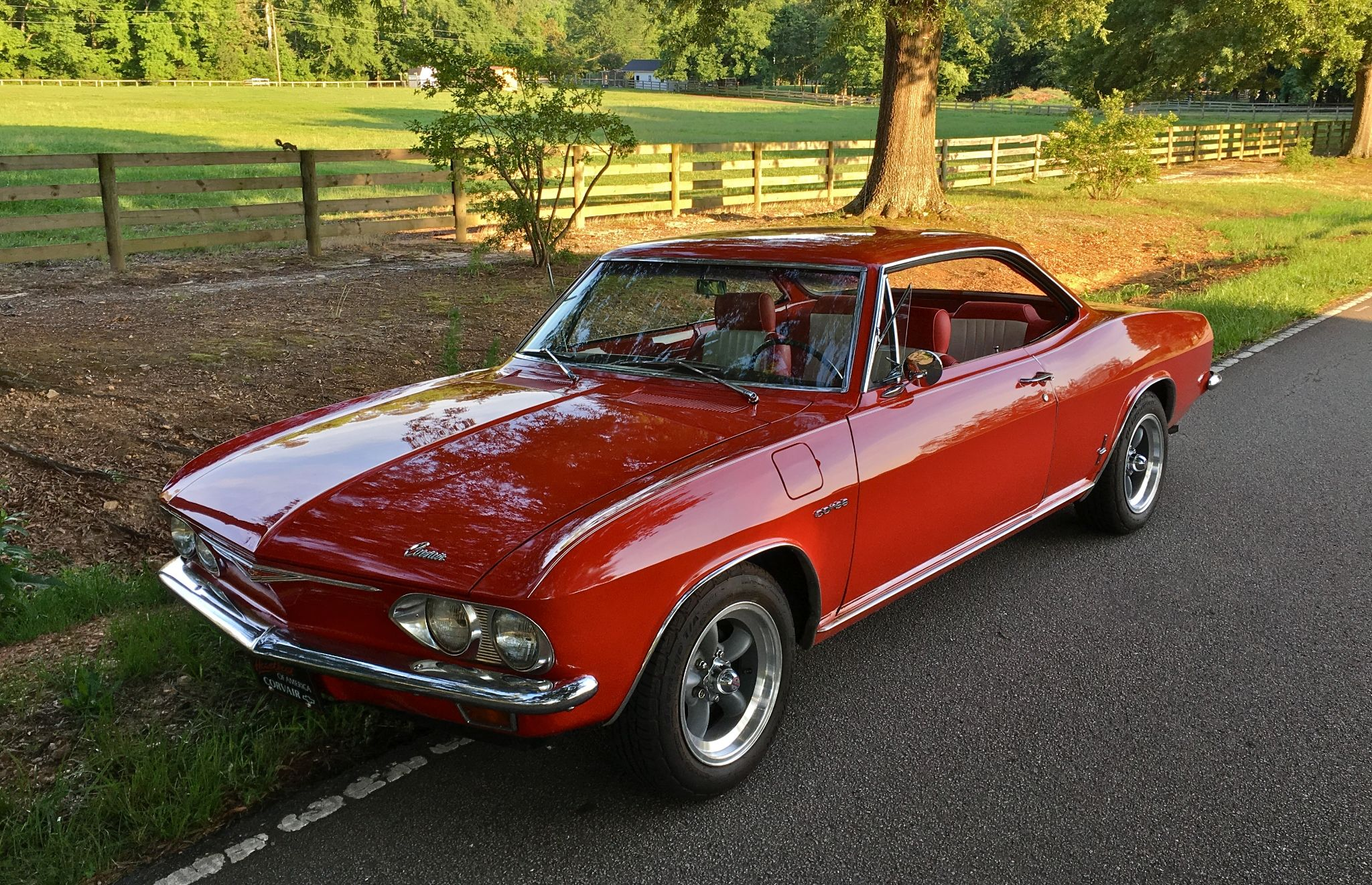 1965 Chevrolet Corvair Corsa 4 Speed