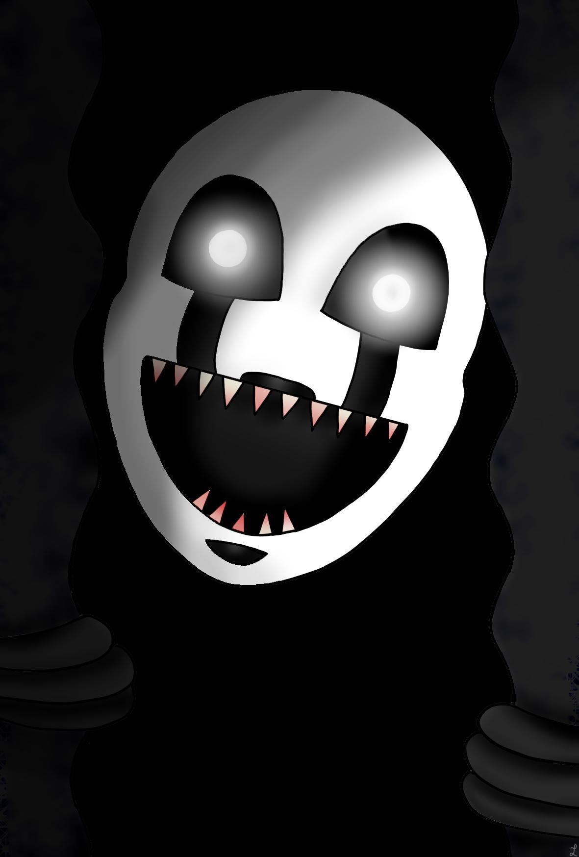 Nightmarionne Scary Art Fnaf Art Fnaf