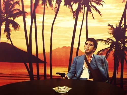 ReMix by Nate Limitless Scarface movie, Al pacino, Scarface