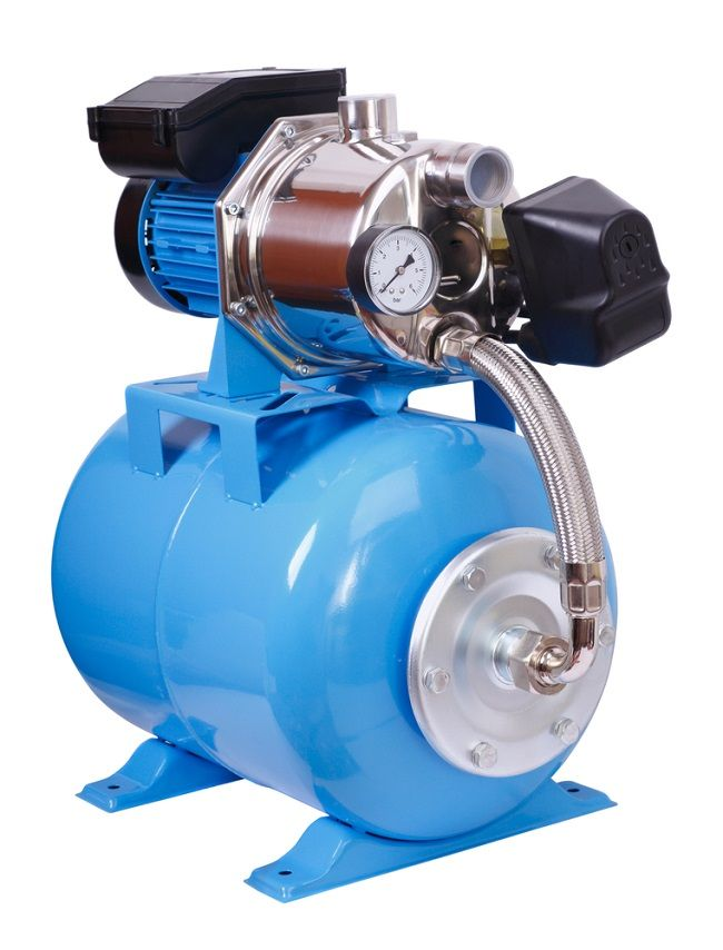 Move Water From One Location To Another With Water Tank Pumps