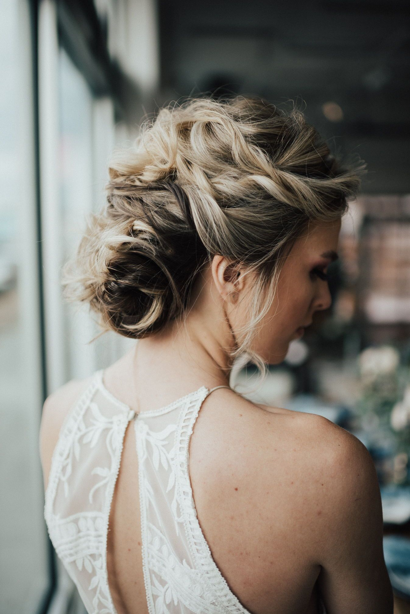 Boho glam bridal inspo as seen from couture colorado hair and