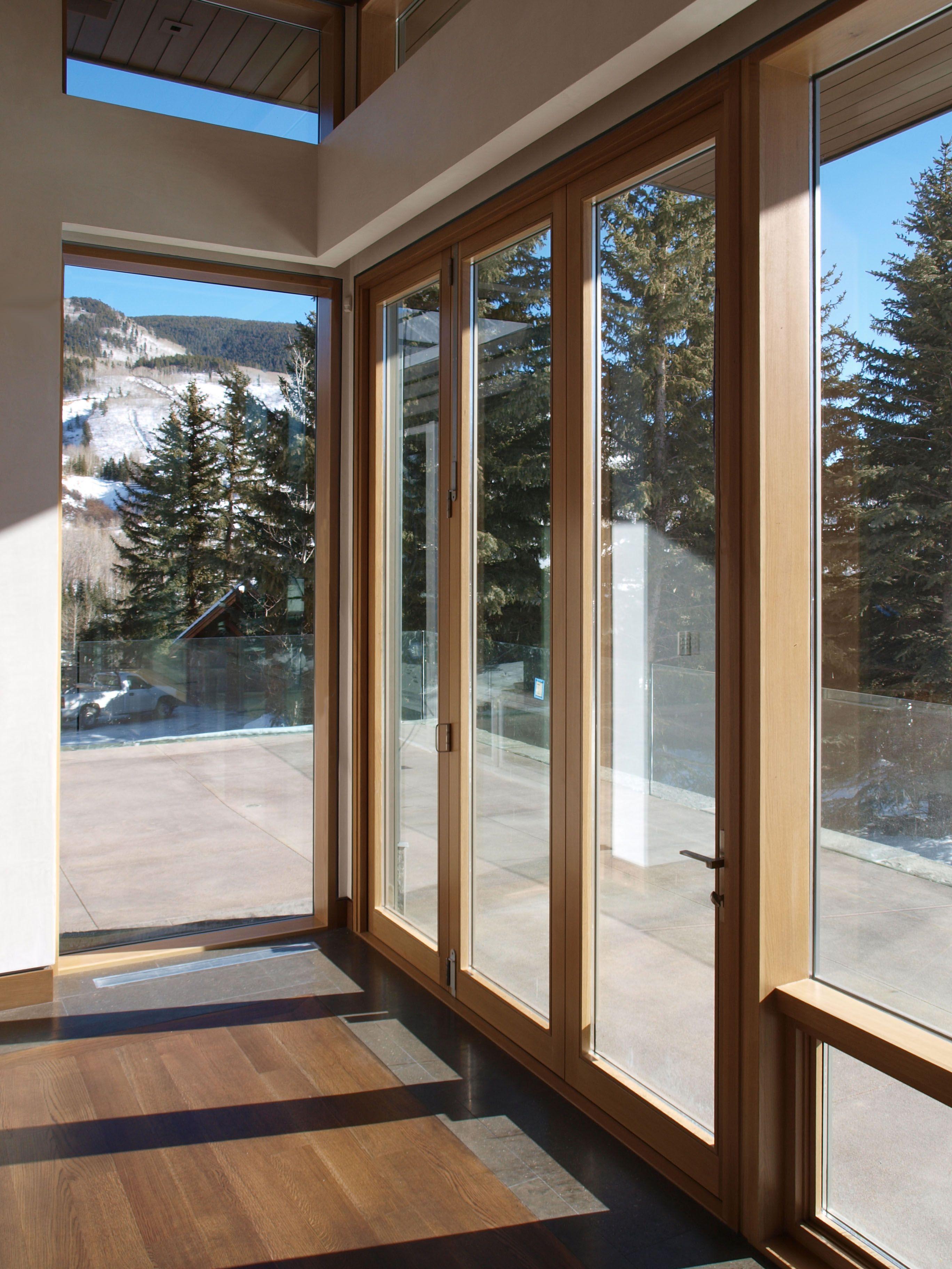Custom Front Windows And Doors