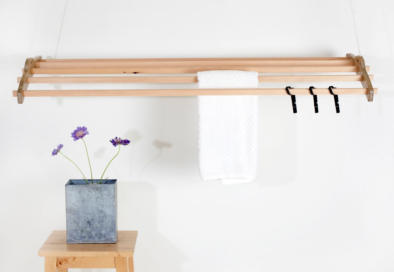 Woodi clothes drying rack architecture id pinterest laundry
