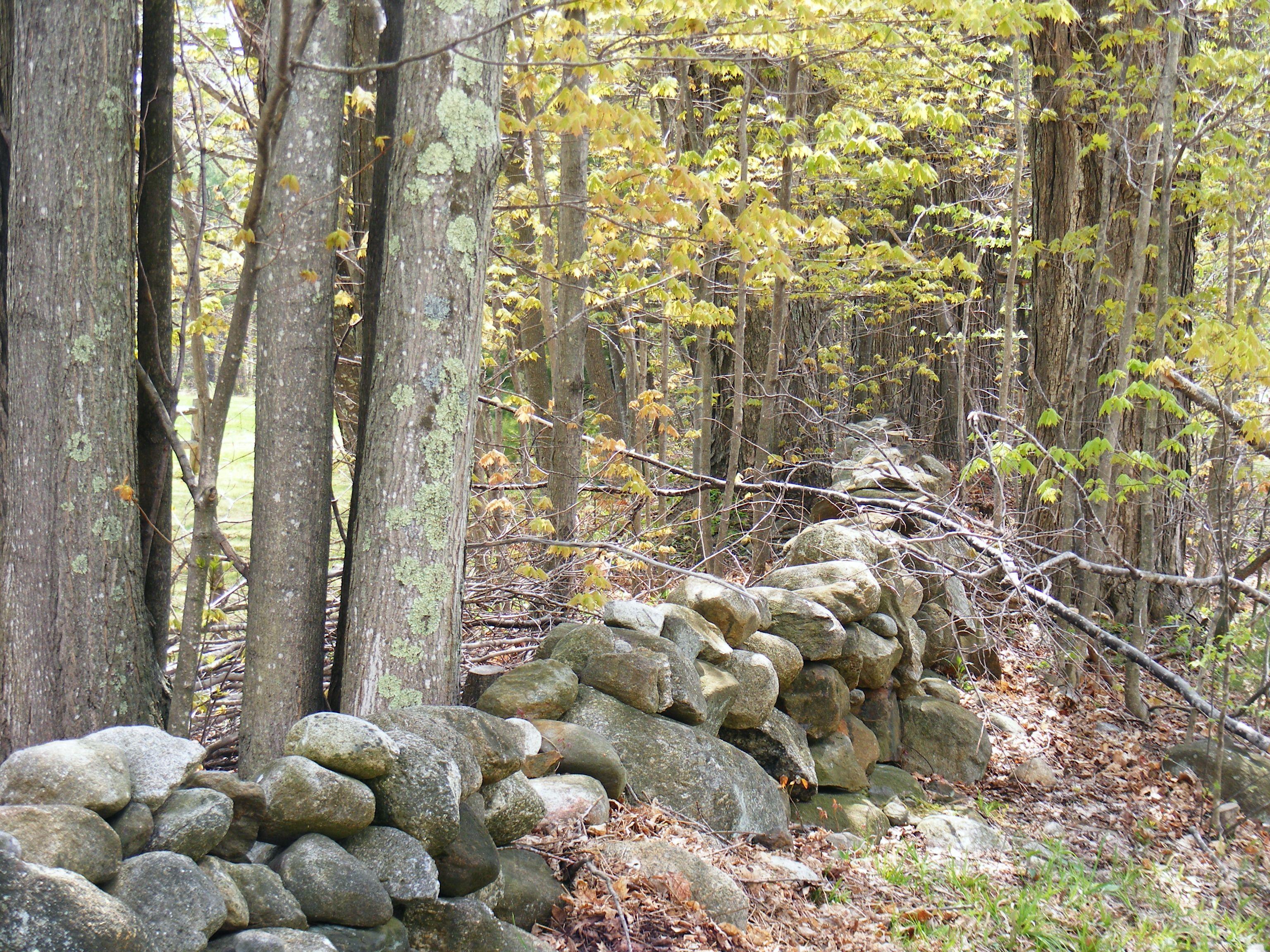Stone Wall Stone Wall Stone In Love Old Stone