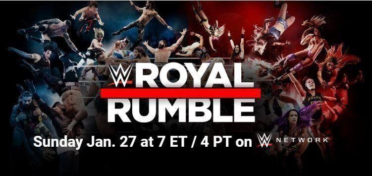 Wwe royal rumble 2019 full match
