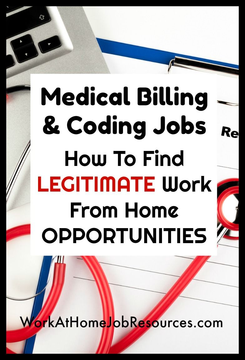 How To Find Legitimate Medical Billing And Coding Work From Home