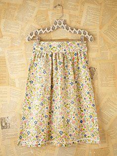 Vintage Apron. $108 Free People