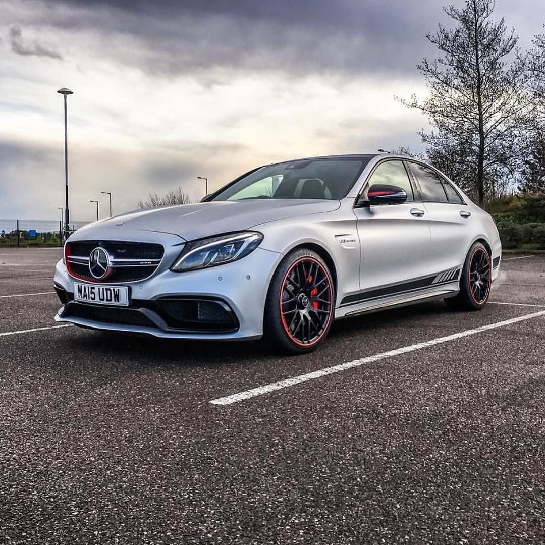 The Elegant And Aggressive 2016 Mercedes AMG C63 S Edition