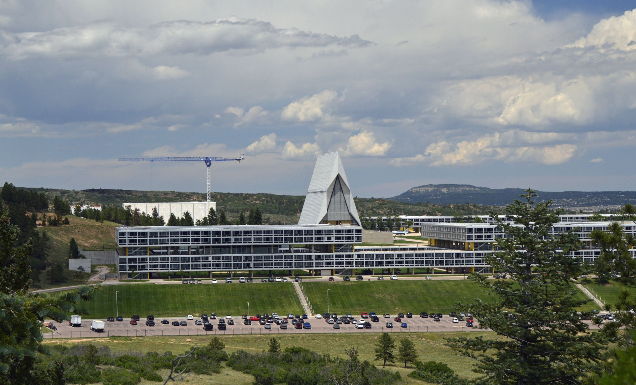 How Competitive Is U.S. Air Force Academy's Admissions