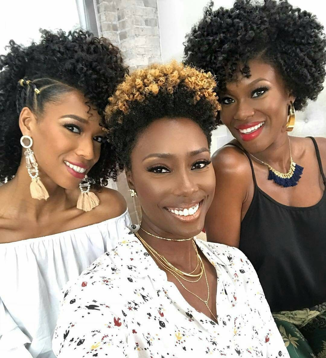 Black Girls Rock!: Natural black hairstyles | Natural Black Hair ...