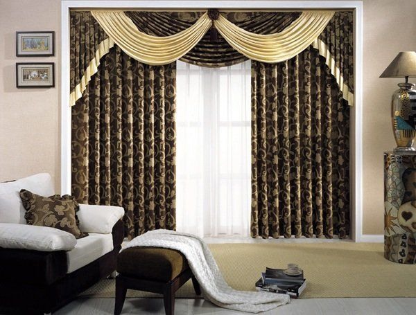Unique Curtain Design #design #home #interior