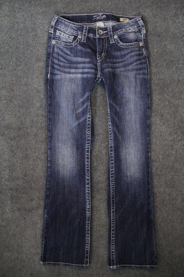 1000  images about Silver Jeans on Pinterest | 100 cotton jeans ...