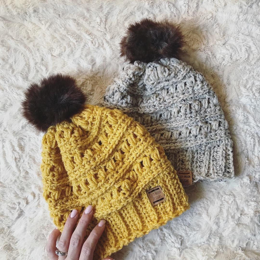 meilleures baskets beb99 4826d 45 modèles de bonnets au crochet gratuits pour le nouvel an ...