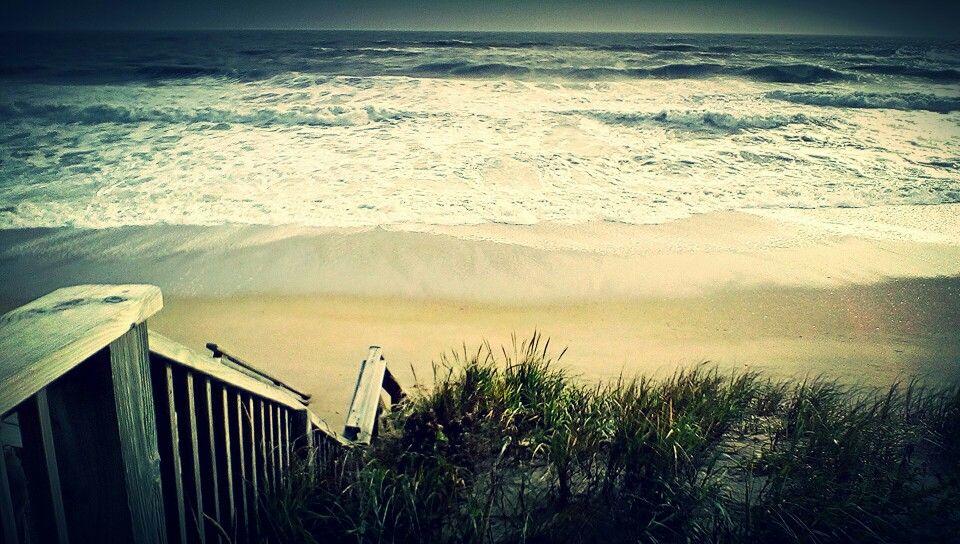 The lovely beach!