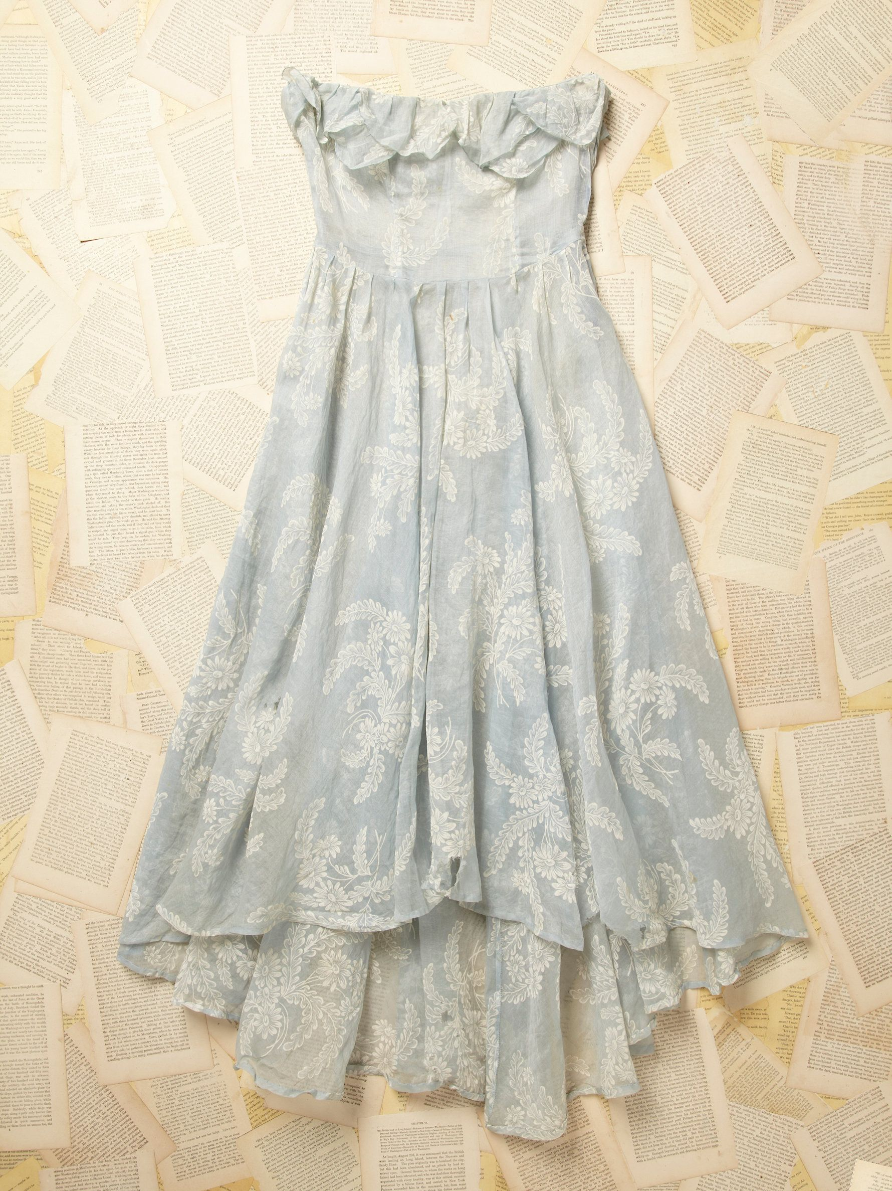 Free People   Vintage 1950s Dress. Rehearsal dinner dress <3