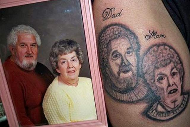 Terrible Toosday 15 More Bad Tattoos Bad Tattoos Funny