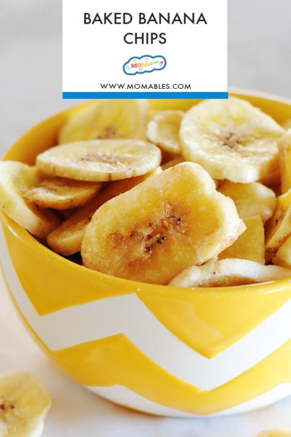 Baked Banana Chips Oversixty Baked Banana Chips Baked Banana Fruit Chip