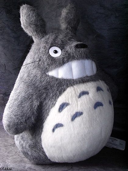 Totoro - Grinning - Large  e4d4ce82c30e