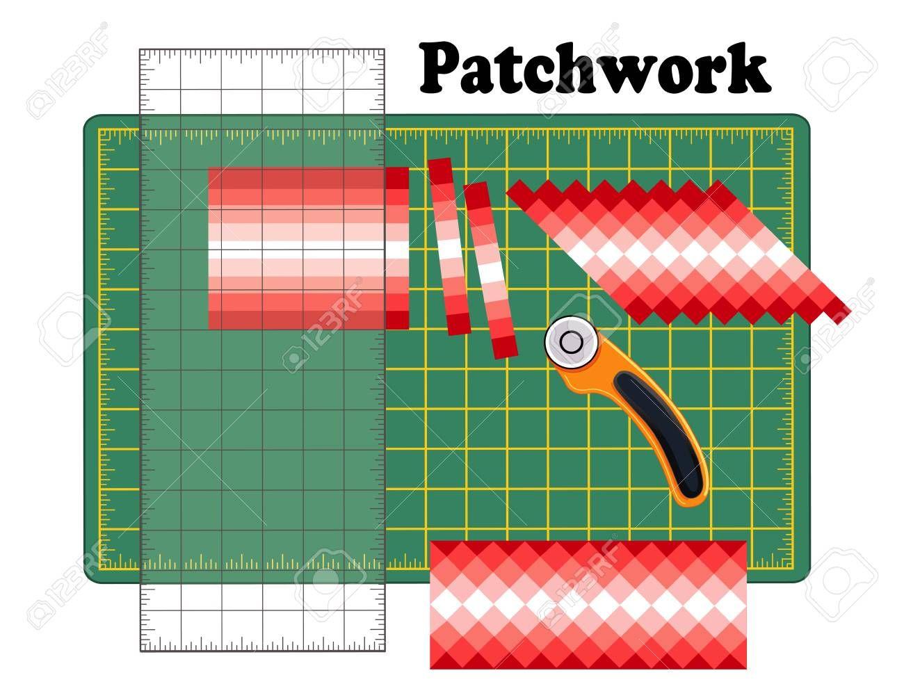 Patchwork Diy Schneidematte Quilterlineal Rotierender Klingenschneider Traditionelles Streifenmuster Streifen In Designs Umordnen Fur Kunst Handwerk Nah In 2020 Patchwork Diy Seminole Patchwork Quilters
