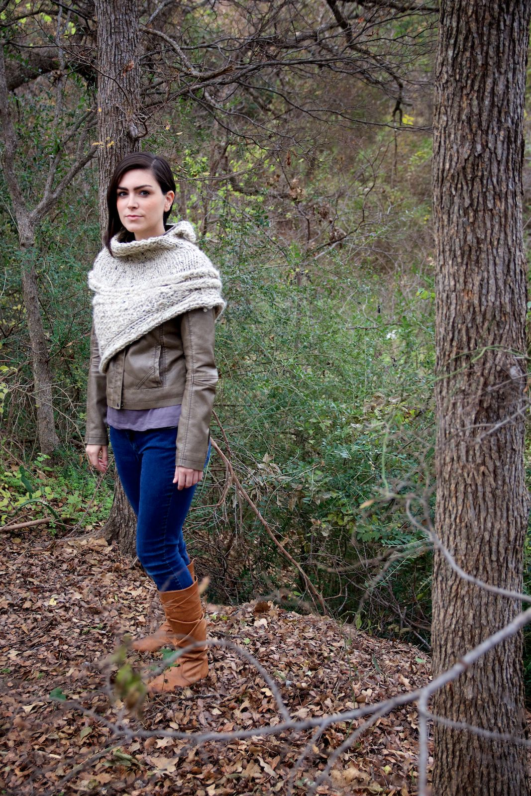 katniss inspired knit cowl. one day....! | DIY/crafts | Pinterest ...