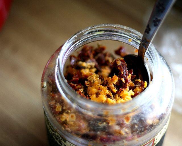 Perry's Plate: Progressively Paleo Recipes » Easy Homemade Sun-Dried Tomato Pesto