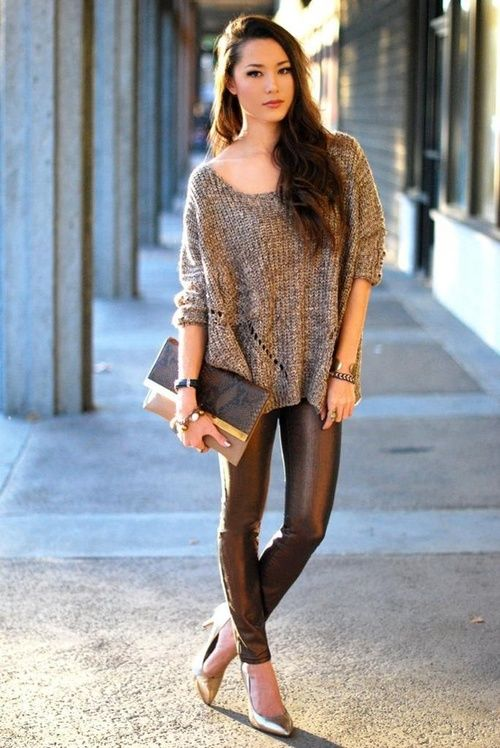 Cute Date Night Outfit for the Winter.   Fashion, Style ...