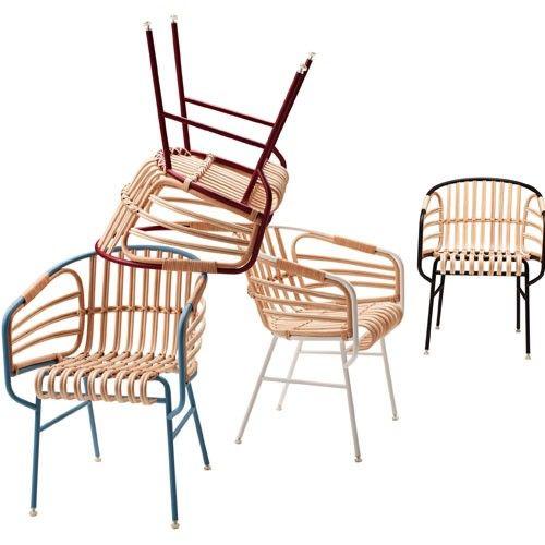 Raphia Fauteuil Casamania Bordeaux Fauteuil Fauteuil Design Design Studio