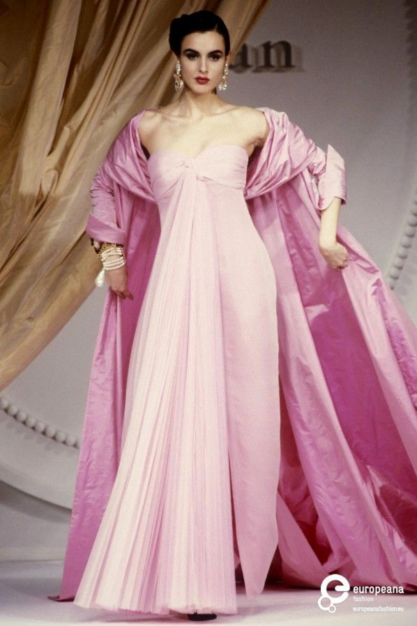 1991 Christian Dior, Spring-Summer Couture | ~ ENGLISH ROSE ...