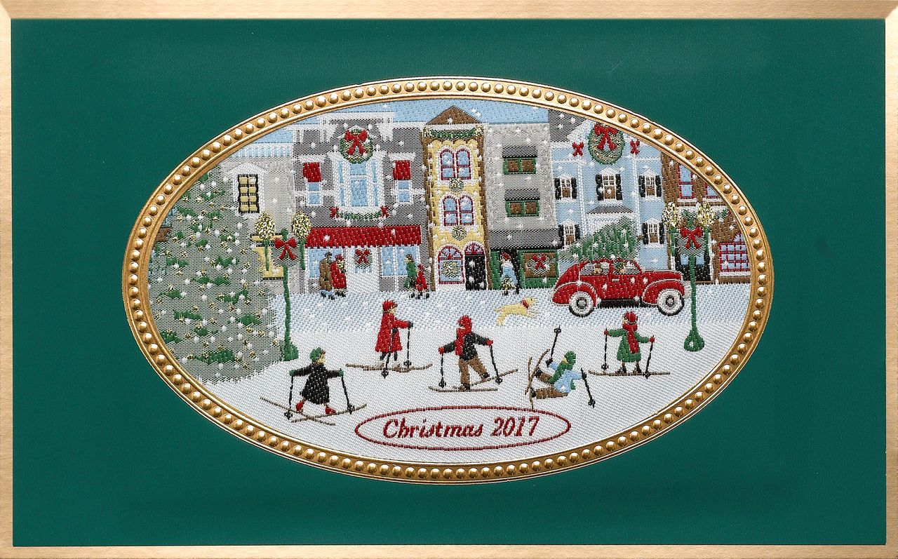 MyCards4Less - Brett 2017 Commemorative Christmas Cards, $32.00 ...