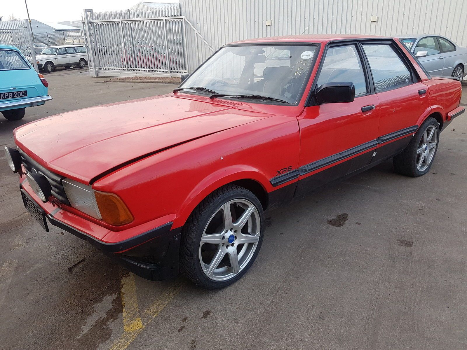 Ford Cortina 3 0 Xr6 Project See Ebay Listing Fordcortina Xr6