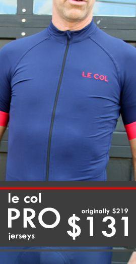 Le Col PRO Jerseys. Get a Better Deal on Cycling Wear Cycling Wear ee0b68228