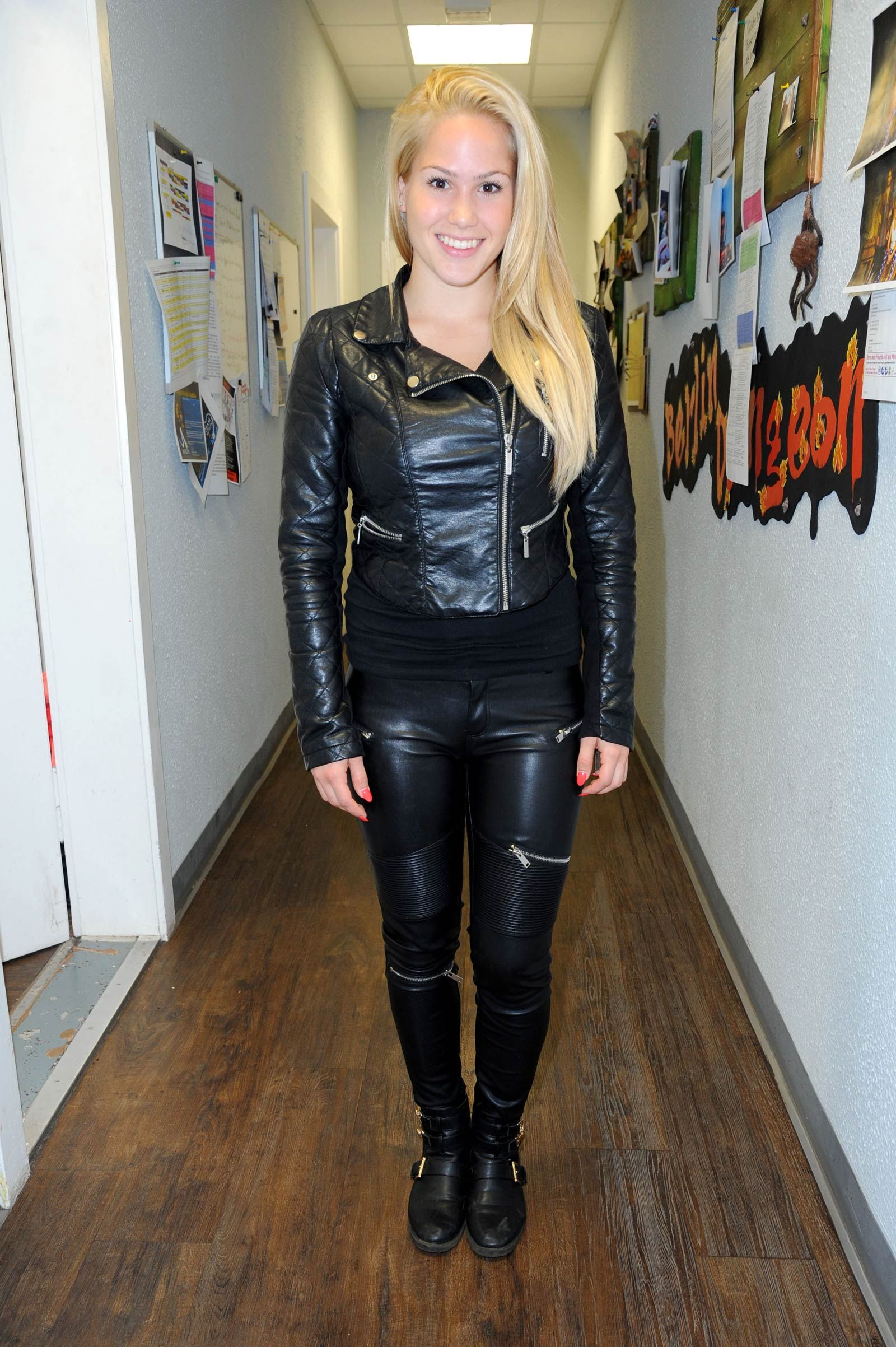 Pin on Trends - Leather Pants