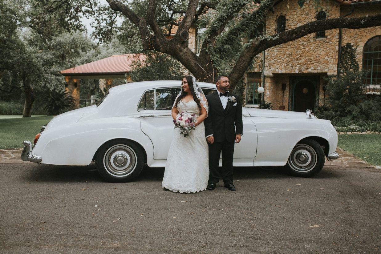 Vintage Car Rental San Antonio | Vintage Car Wedding | The Veranda ...