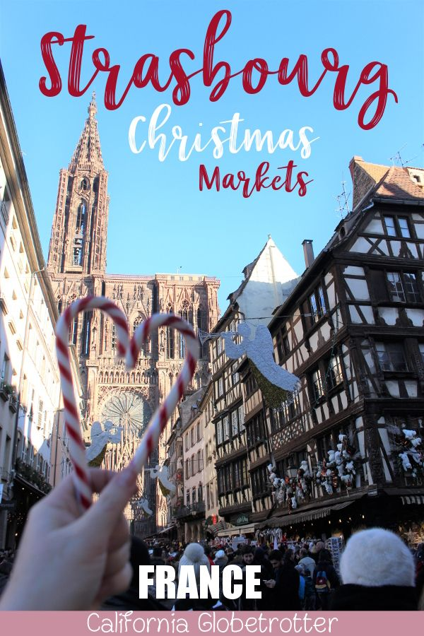 "Strasbourg is THE ""City of Christmas"""