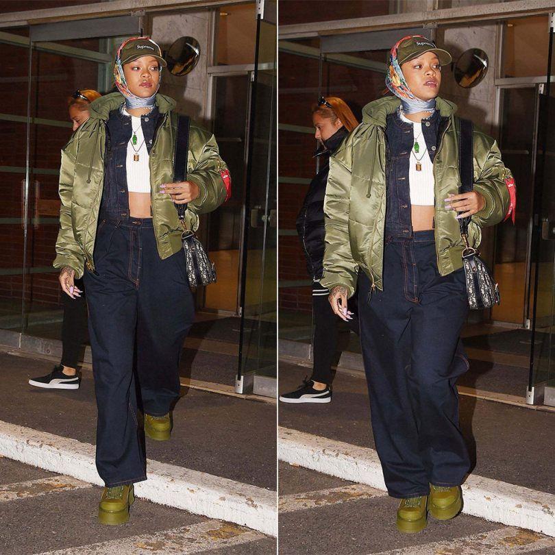 Pumas · Rihanna Vetements Alpha Industries ...