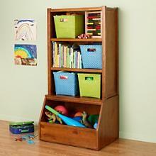 Kids Bookcases Kids Bookshelves The Land Of Nod Kids