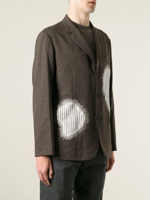 1e619ac8363 Mens Designer Clothing · Yohji Yamamoto K-jaggy St 3bs Jacket - Andreas  Murkudis - Farfetch.com Clothes