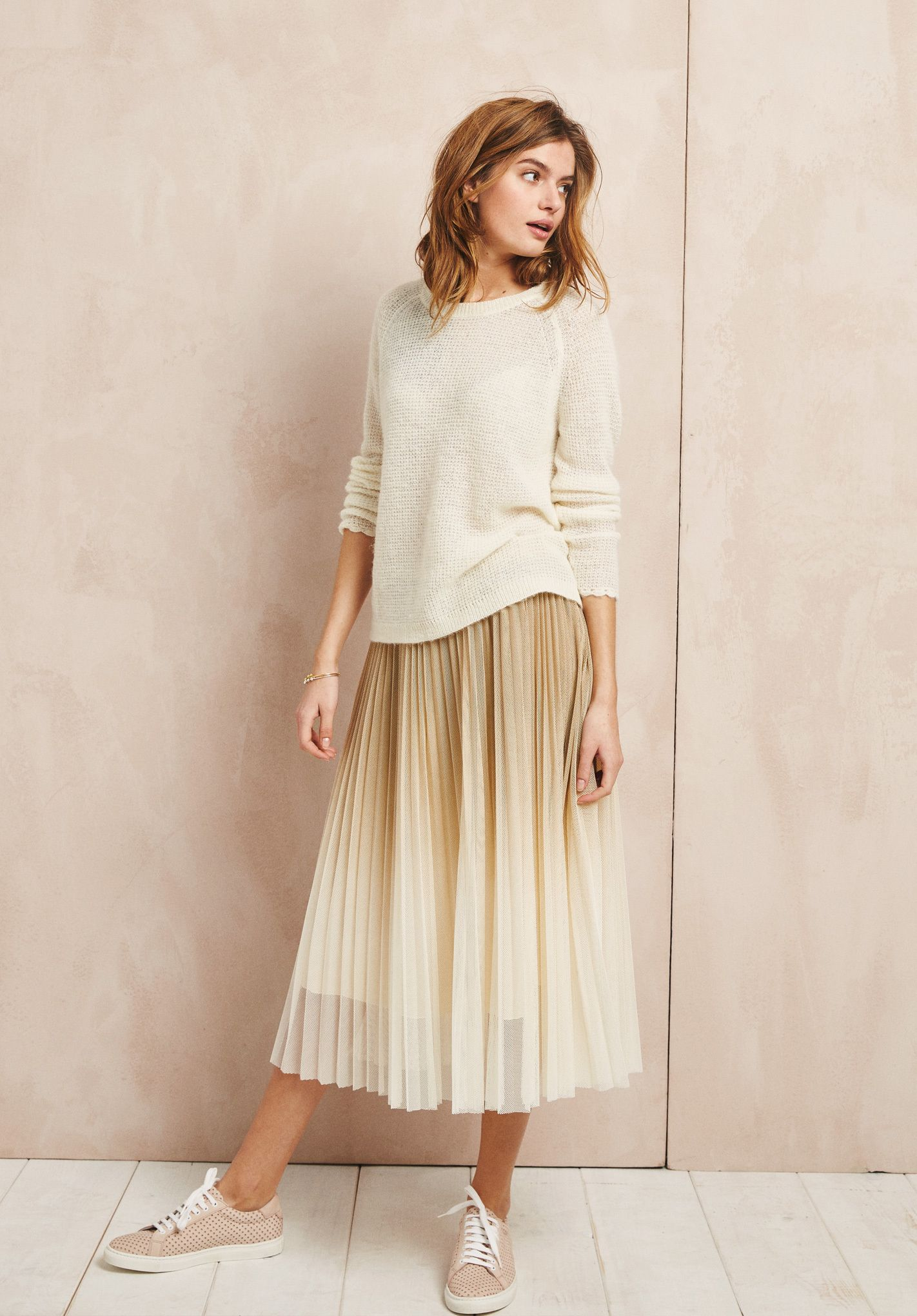 Ombre Skirt by Hush.