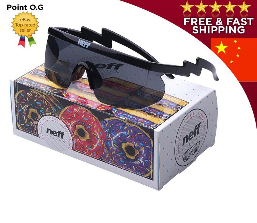 e6501599661b Neff Brodie Riff Raff Sunglasses Astroshadez Designer Mirror Sun Glasses 2  Lens #WESHION #Goggle
