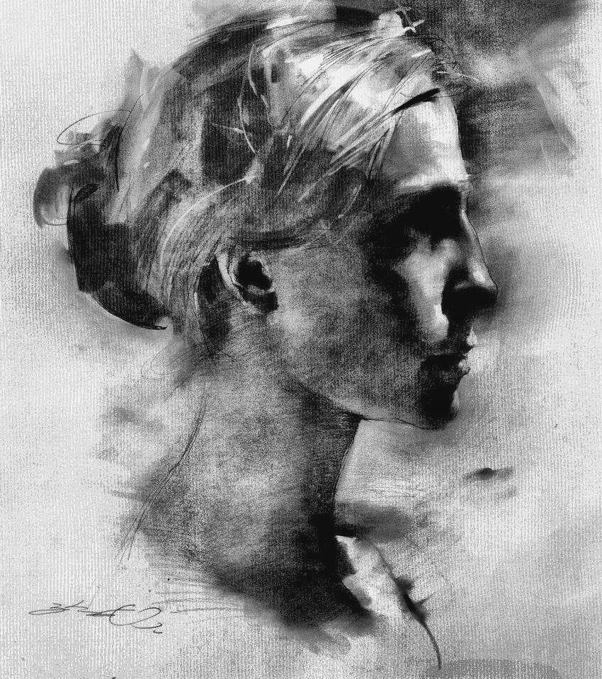 吴兆铭(Zhaoming Wu) | Kai Fine Art | Portrait art, Art