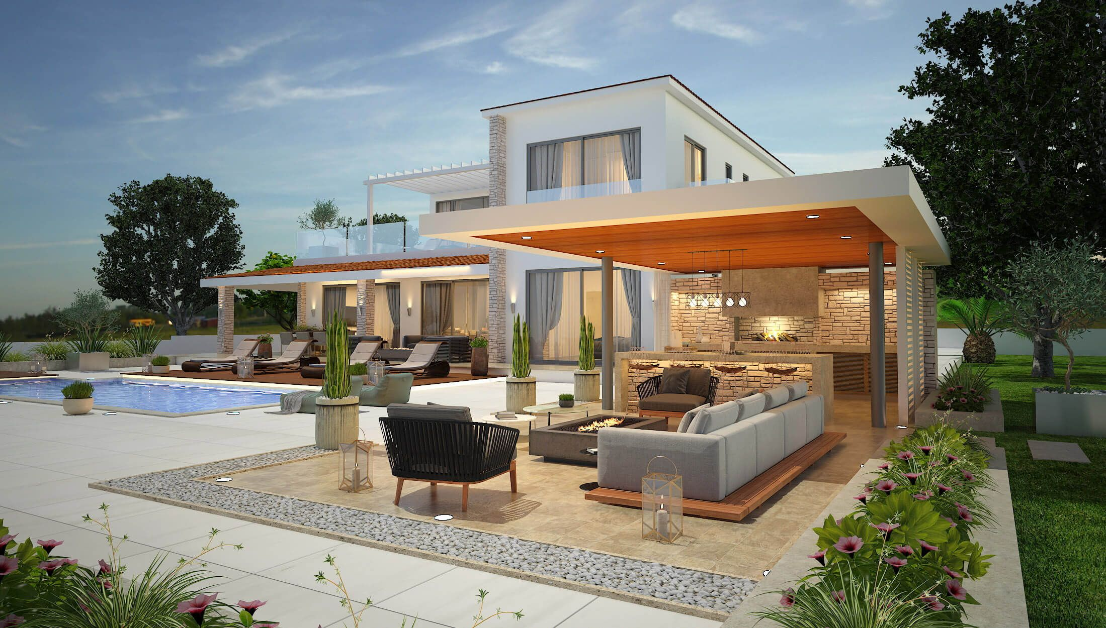 Architecture Services In Cyprus Design Your Dream House Architecture Residential Design