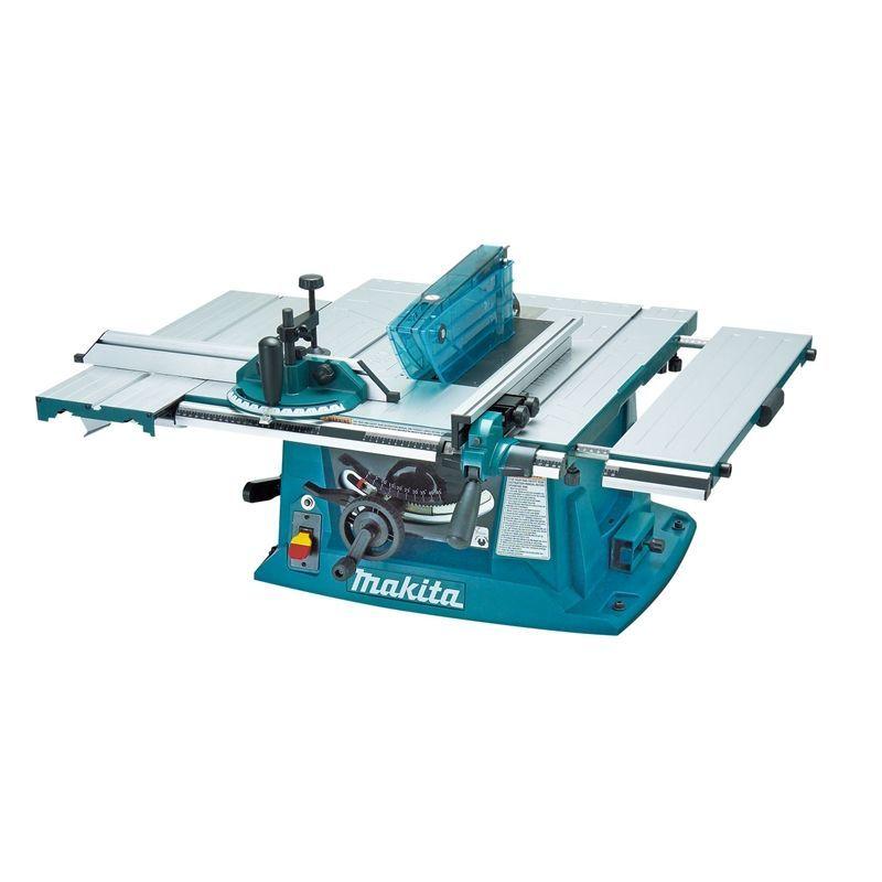Makita 1500w 255mm Table Saw Table Saw Makita Tools Makita