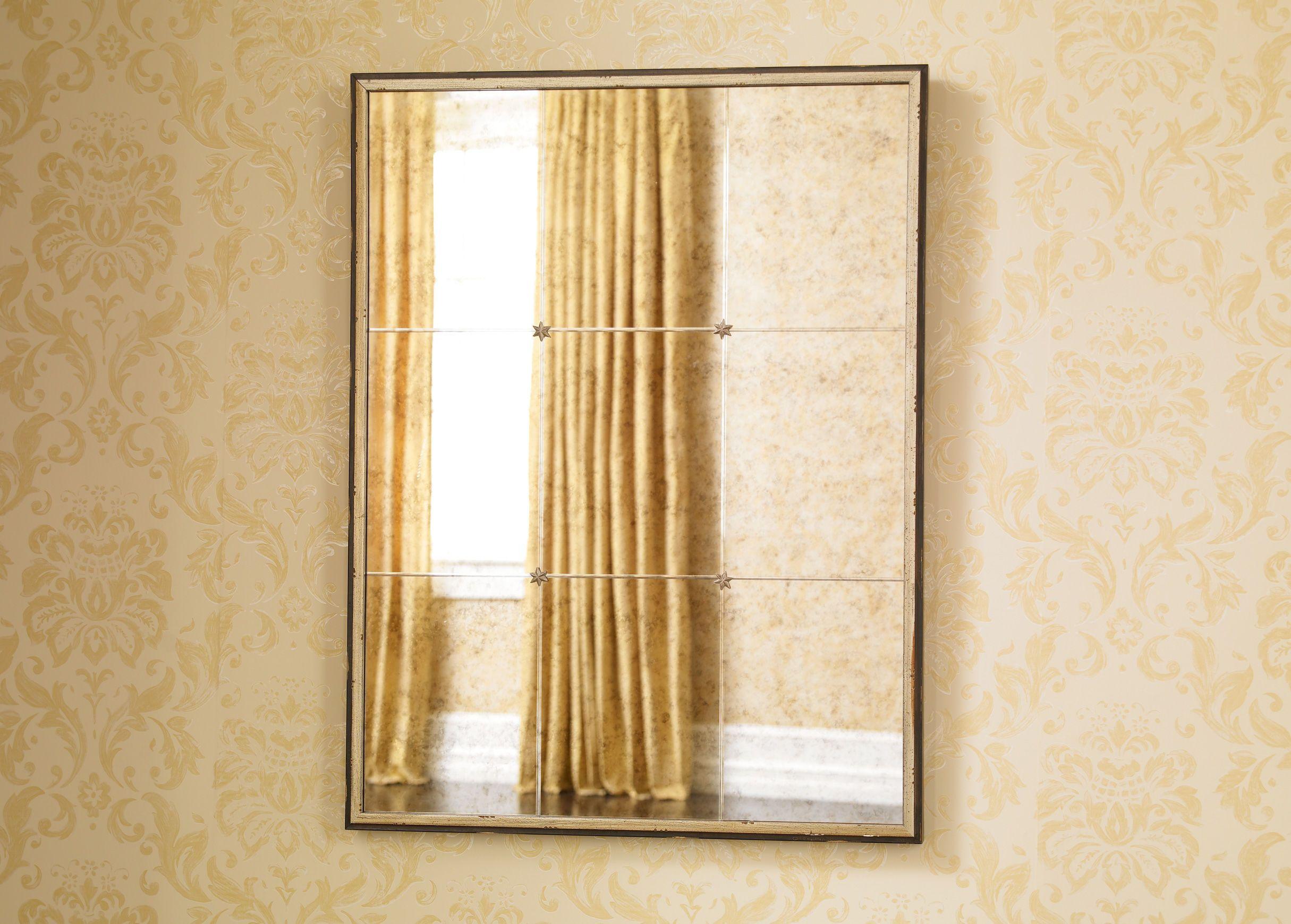 Rosette Wall Mirror   Master Bedroom   Pinterest   Rosettes, Mirror ...