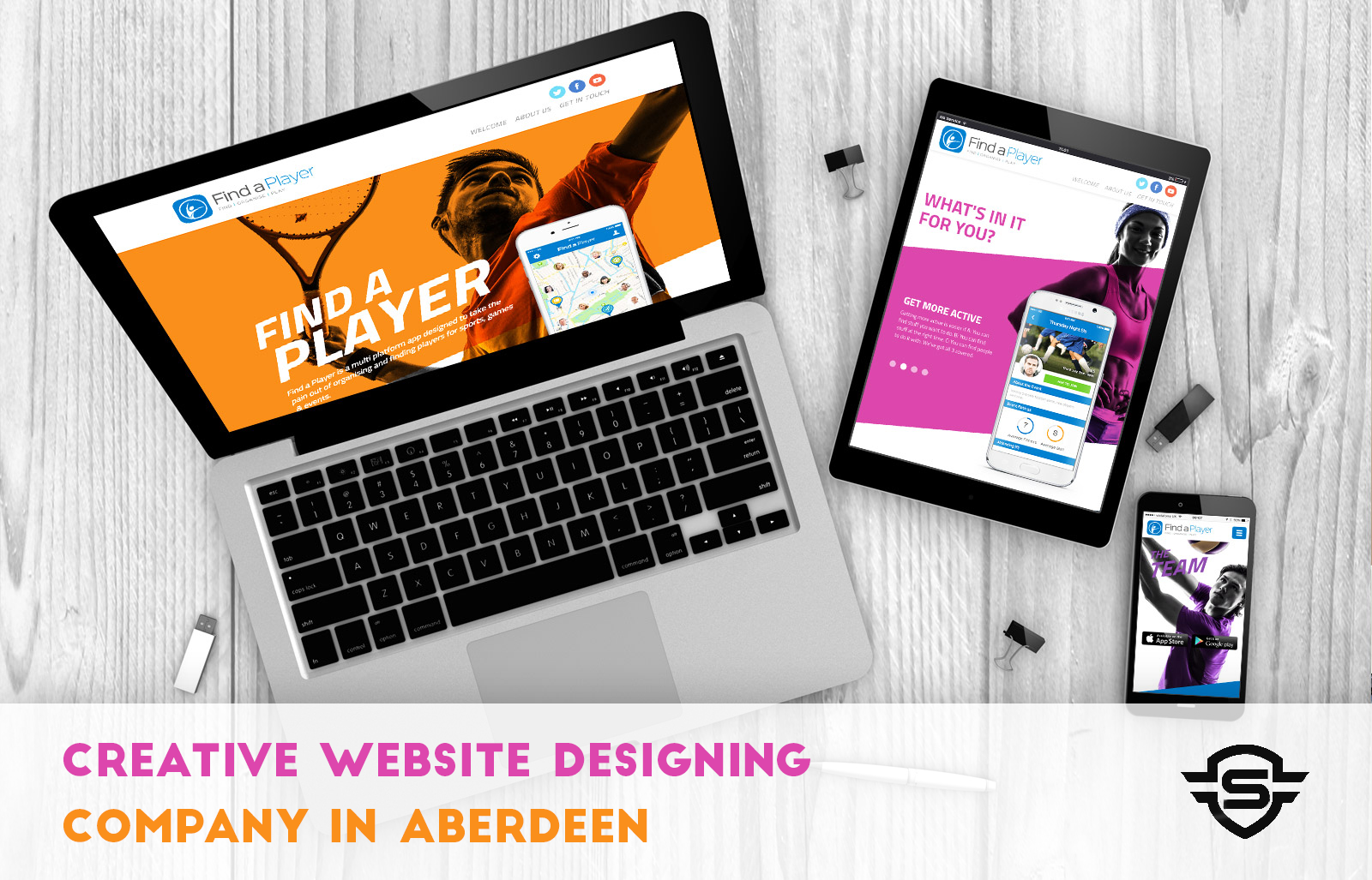 Satyamtechnologies Is The Leading Creative Website Designing Company In Aberdeen We Expertise In Developing Wor Web Design Website Design Web Design Services