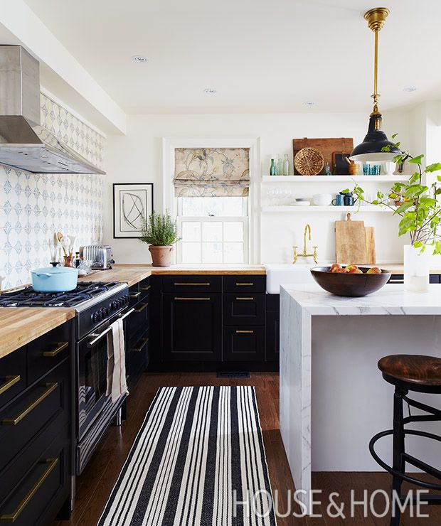 Covetable Interiors: A Look Inside House & Home Editors' Covetable Kitchens
