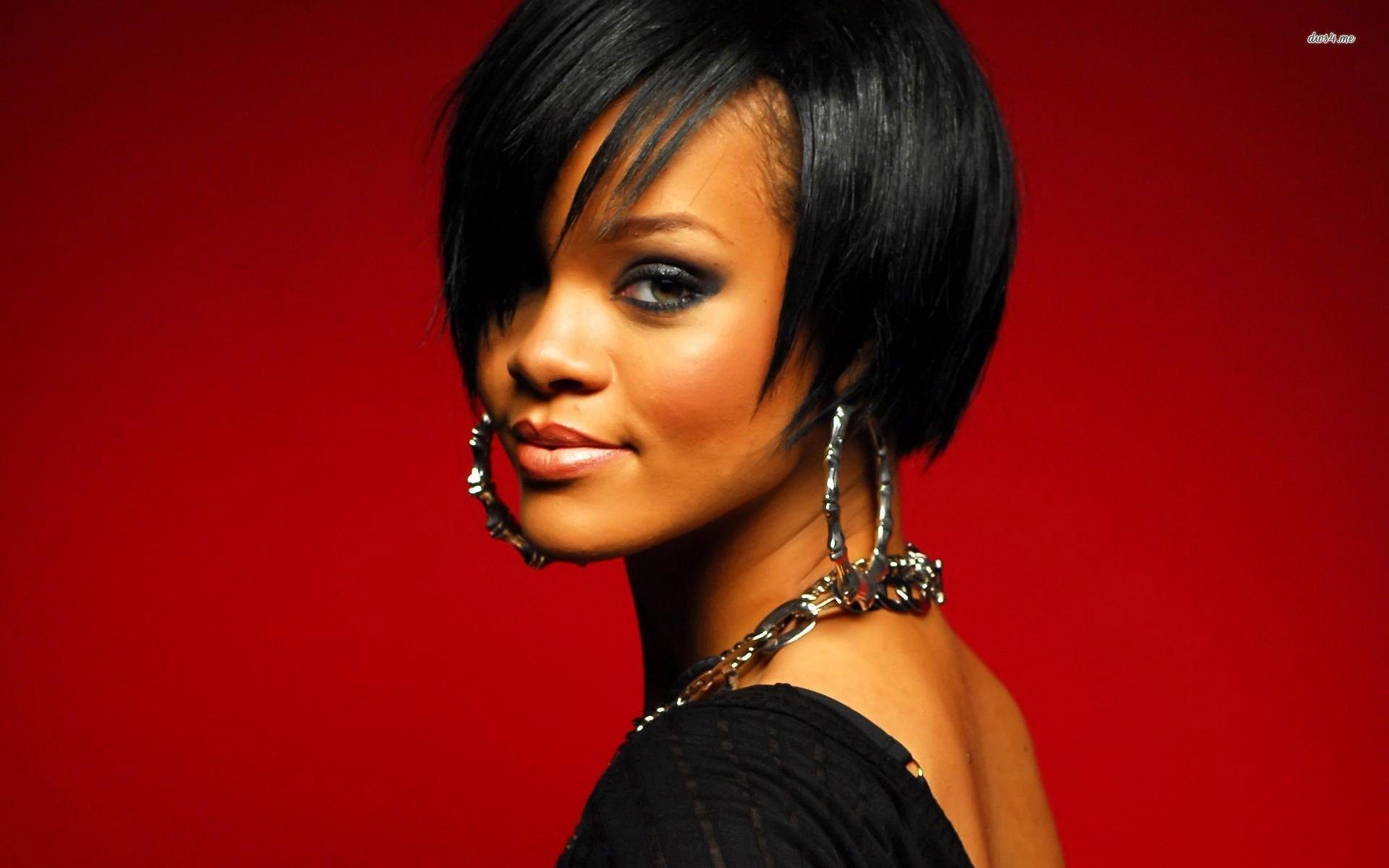 free computer wallpaper for rihanna Rihanna hairstyles
