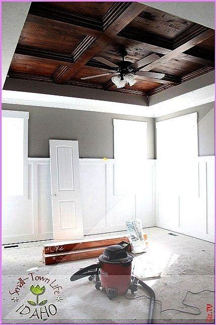 basement ceiling replace drop diy to aRemodelaholic DIY Beadboard Ceiling To Replace a Basement Drop Ceiling remodelaholic beadboard basement ceiling replace drop diy to...