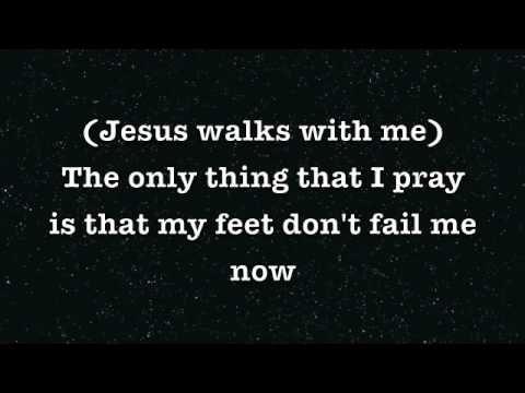 Kanye West Jesus Walks Lyrics Youtube Jesus Walks Lyrics Lyrics Jesus